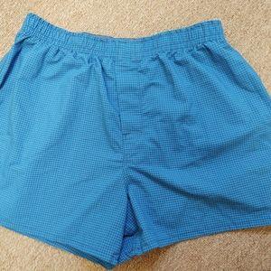Men's tagless boxer shorts